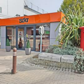 Completion of new Sixt office